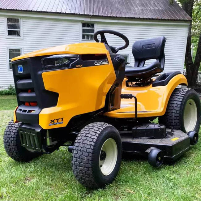 Planning to Buy a Cub Cadet Riding Mower?
